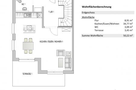Bocs Bau Haus 1-EG