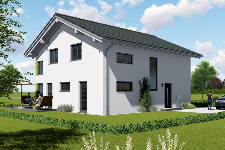 Neubau eines Einfamilienhauses in Petzenhausen Bild-1