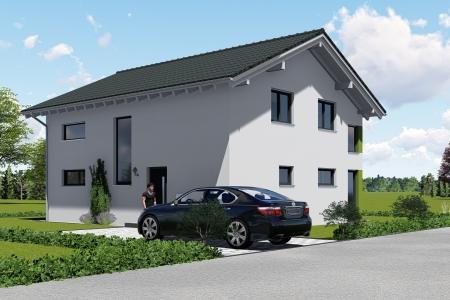 Neubau eines Einfamilienhauses in Petzenhausen Bild-2