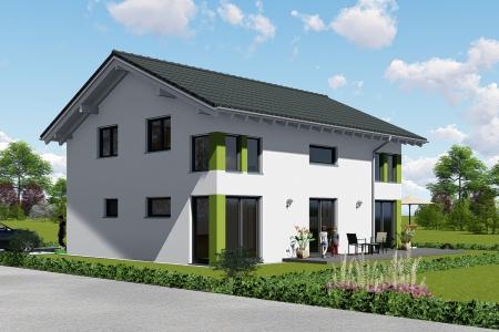Neubau eines Einfamilienhauses in Petzenhausen Bild-3