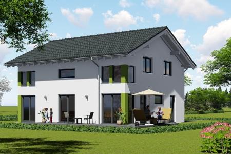 Neubau eines Einfamilienhauses in Petzenhausen Bild-4