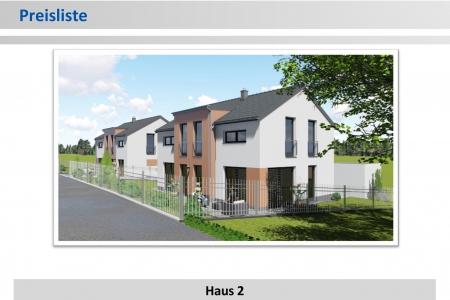 Preisliste Haus 2