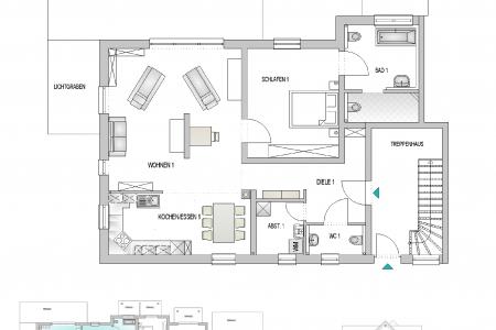Wohnung 1-001