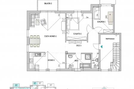 Wohnung 3-001